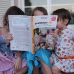 MONTESSORIZATE: Libro de actividades para disfrutar y conectar en familia