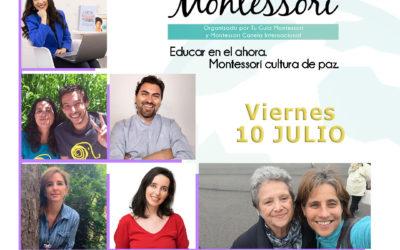 Convivencia y segundo plano de desarrollo {IICongreso Internacional Montessori}
