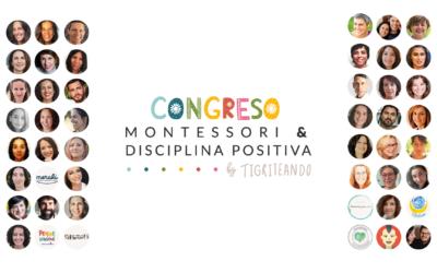 Congreso Montessori y Disciplina Positiva