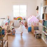 Acompañamiento y espacios de juego y aprendizaje