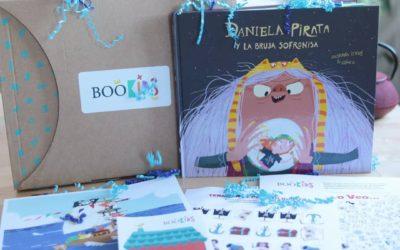 BooKIDS, una caja de libros para leer y jugar