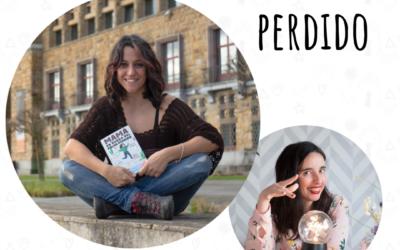 """Libro """"Mamá en busca del polvo perdido"""" de Jessica Gómez Álvarez"""