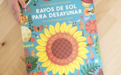 """Libro """"Rayos de sol antes de desayunar"""""""