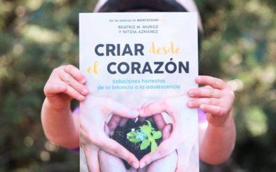 Criar desde el corazón – nuevo libro